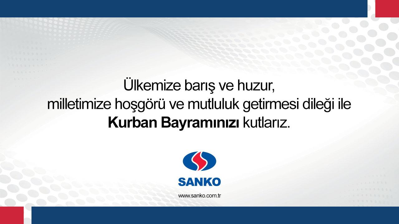 Sanko bayram ilanı